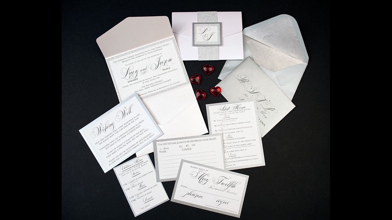 Forever Rose | Bespoke Stationery & more | info@foreverrose.co.uk